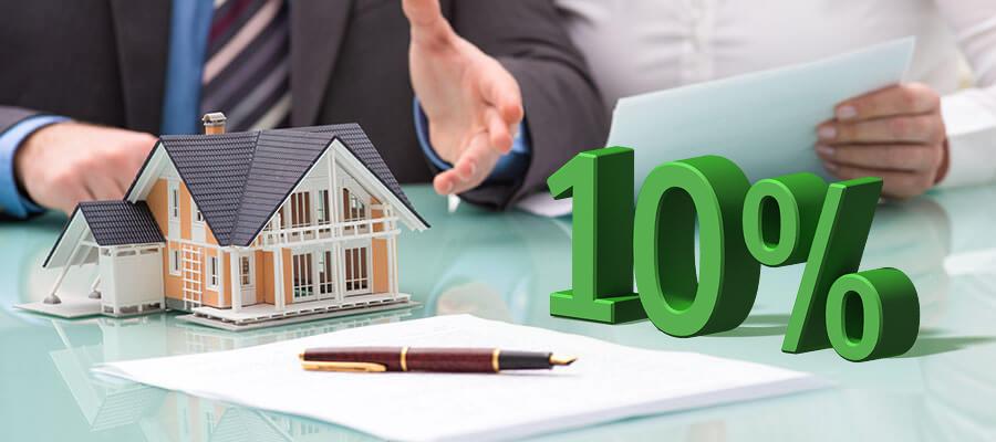 Кредит на дом в сбербанке калькулятор